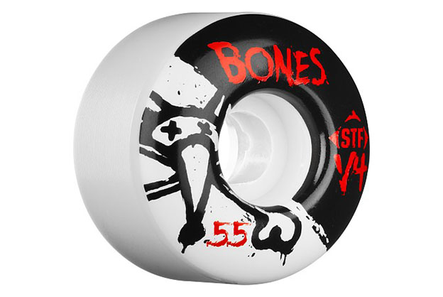 Bones Wheels Stf V4